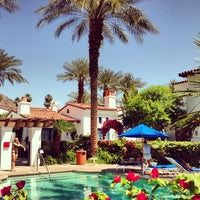 Photo taken at La Quinta Resort & Club, A Waldorf Astoria Resort by Pete Carolan on 4/12/2013
