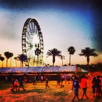 Photo taken at Coachella Valley Music and Arts Festival by Pete Carolan on 4/13/2013