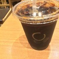 Photo taken at Cafe BREAK ホワイティ梅田店 by Travel Logger on 5/1/2016