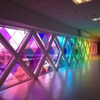 Photo taken at Miami International Airport (MIA) by Gizem B. on 12/5/2012