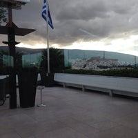 Photo taken at GB Roof Garden Restaurant by Martine S. on 10/17/2013