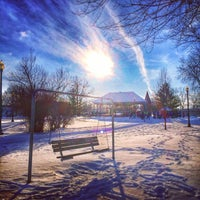 Photo taken at Niles Riverfront Park by Greg F. on 1/19/2014