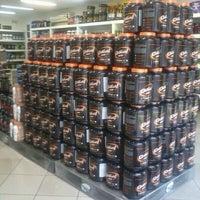 Photo taken at Vitaminar Shop by Michael B. on 3/11/2014