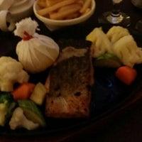 Photo taken at Sheraton Abu Dhabi Hotel & Resort by Khaled S. on 4/12/2016