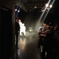Photo taken at The Playground Theater by Mike D. on 11/17/2012