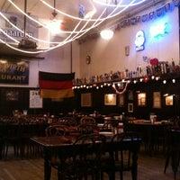 Photo taken at Jacob Wirth Restaurant by Punketta D. on 2/10/2013