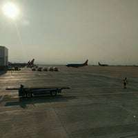 Photo taken at Gate C43 by Joanna F. on 8/31/2016