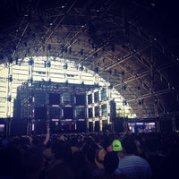 Photo taken at Coachella Sahara Tent by Corey C. on 4/12/2013