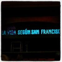 Photo taken at Teatro Maravillas by David Hernandez D. on 4/12/2013