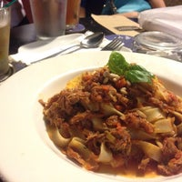 Photo taken at Malones Irish Restaurant & Bar by Bel C. on 12/25/2014