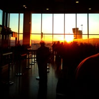 Photo taken at Il Caravaggio International Airport (BGY) by Marco G. on 2/14/2013