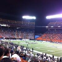 Photo taken at Aloha Stadium by Arnie K. on 12/2/2012