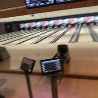 Photo taken at Rolling Lanes Bowling Alley by Dave M. on 10/13/2016