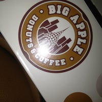 Photo taken at Big Apple Donuts by Fiza A.J™ on 7/9/2013