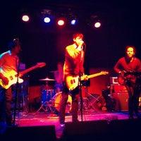 Photo taken at Schubas Tavern by Amy L. on 11/10/2012