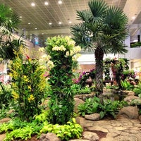 Photo taken at Singapore Changi Airport (SIN) by Max R. on 7/3/2013
