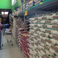 Photo taken at Supermercado Supra by Francisco A. on 12/22/2012