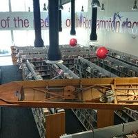 Photo taken at Rockhampton Regional Library by Kira R. on 12/11/2015