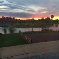 Photo taken at Silverado Golf Course by Jessica T. on 8/23/2016