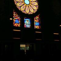 Photo taken at Gereja Santa Theresia by antonius y. on 1/1/2017