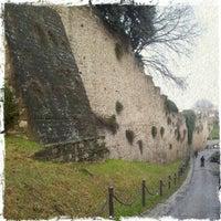 Photo taken at Forte di Belvedere by Vova B. on 1/5/2013