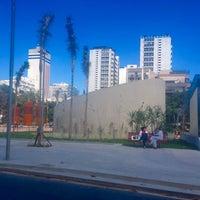 Photo taken at Praça Antero de Quental by Gil F. on 7/23/2016