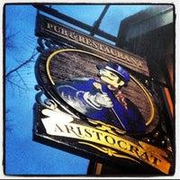Photo taken at Aristocrat Pub & Restaurant by Shawn D. on 10/30/2012
