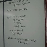 Photo taken at Crossfit Of Greensboro by Iva H. on 3/18/2013