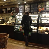 Photo taken at Starbucks by Gaelle D. on 10/13/2012
