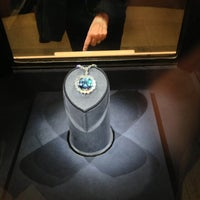 Photo taken at Hope Diamond Exhibit by Ty K. on 11/29/2012