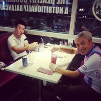 Photo taken at Kraze Burgers by Hoyeol C. on 8/18/2013