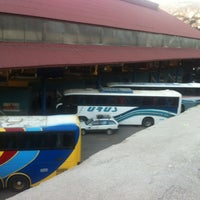 Photo taken at Terminal de Buses by José Arturo V. on 5/10/2013