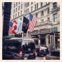 Photo taken at The Plaza Hotel by Jake Spencer H. on 9/30/2012