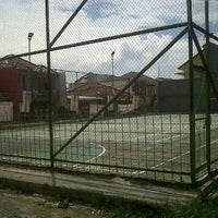 Photo taken at Lapangan Tennis Margaasih by N9NE-O on 11/20/2012