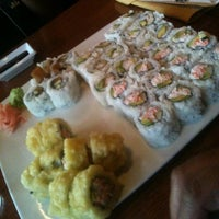 Photo taken at Little Tree Sushi Bar by LaJuan on 6/9/2013