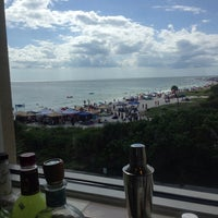 Photo taken at Lido Beach Resort by Lindsay S. on 7/7/2013