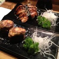 Photo taken at Nakashita by Adolfo S. on 11/9/2012