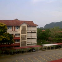 Photo taken at Institut Pendidikan Guru Malaysia (IPGM) Kampus Sultan Mizan by Harith F. on 7/31/2013