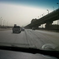 Photo taken at Ring Road by Jean-Marie L. on 3/16/2013