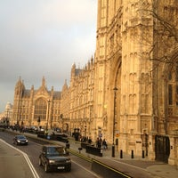 Photo taken at Parliament Square by Mehrnoosh on 1/11/2013