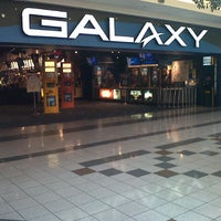 Photo taken at Galaxy Cinemas Lethbridge by Tan on 9/22/2012
