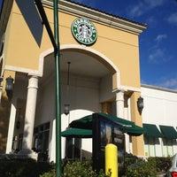 Photo taken at Starbucks by Cesar L. on 1/15/2013