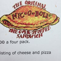 Photo taken at Nicola Pizza by Jeanne B. on 7/12/2013