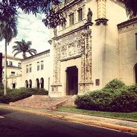 Photo taken at Universidad de Puerto Rico by Sarah E. on 12/18/2012