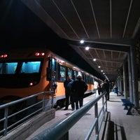 Photo taken at Estación Metrotren San Fernando by Betiño P. on 5/11/2014