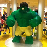 Photo taken at The LEGO Store by Wesley M. on 5/11/2013
