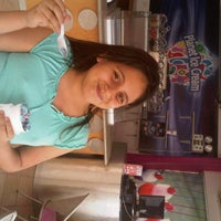 Photo taken at Planet Ice Cream by Laura C. on 7/21/2013
