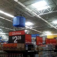 Photo taken at Walmart Supercenter by ShayReavel P. on 7/28/2013