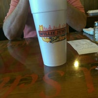 Photo taken at Willie Jewell's Old School Bar-B-Q by Paul D. on 5/2/2015
