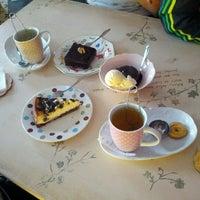 Photo taken at Tea & Chocolat by Jackie R. on 10/20/2012